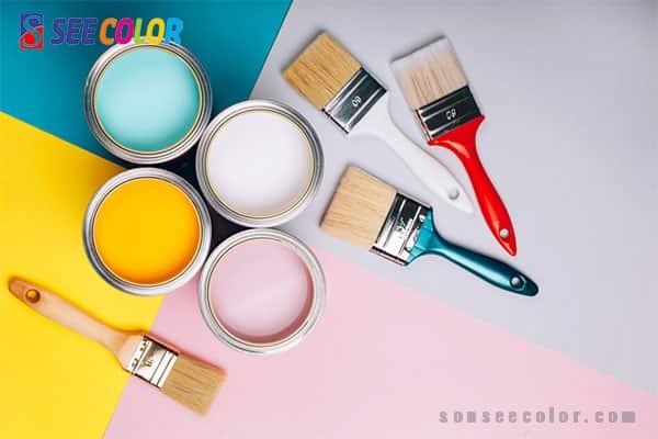 Cách chọn màu sơn nội thất
