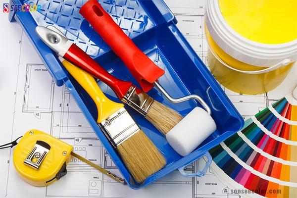 Cách chọn màu sơn ngoại thất
